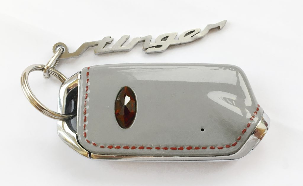 Kia Stinger GTS Custom Key