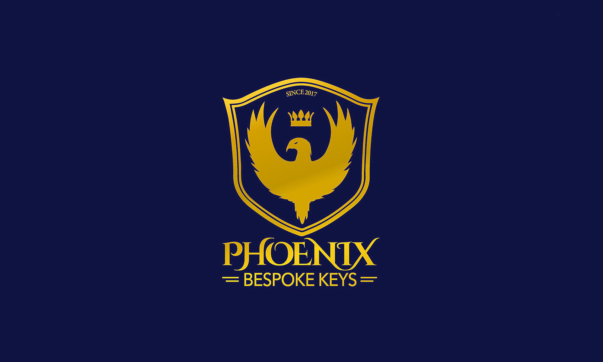 Phoenix Bespoke Keys