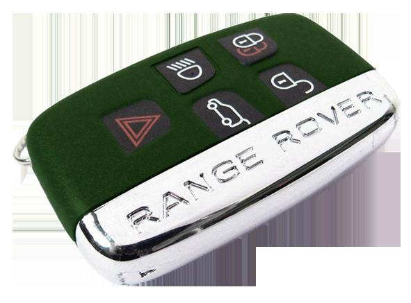 Bespoke Range Rover Key