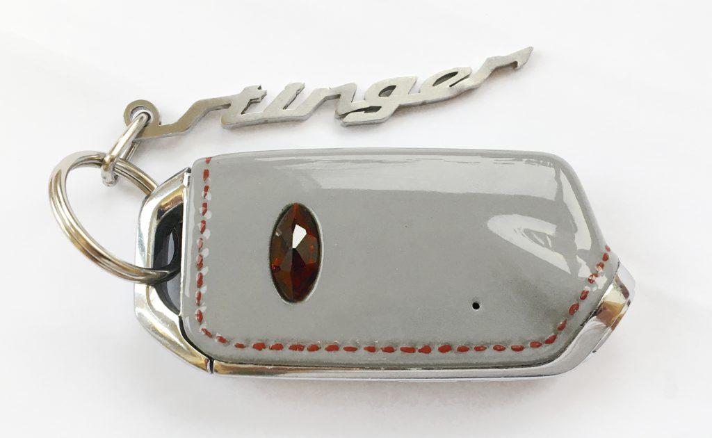 Kia Stinger GTS Custom Key