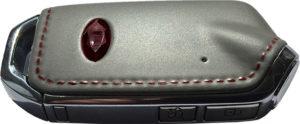 Ceramic Silver Custom Kia Stinger Key