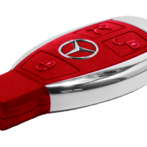 Mercedes Key Personalisation