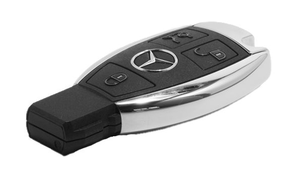 Mercedes Key Customisation