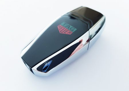 Custom Aston Martin TAG Heuer Key