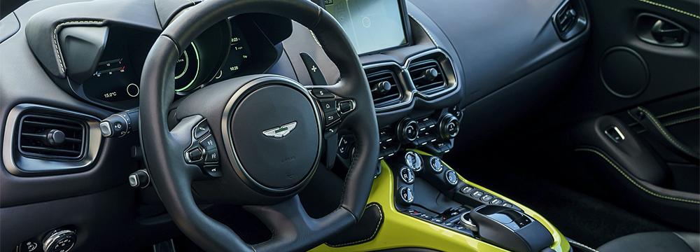 Aston Martin Key Repair & Personalisation