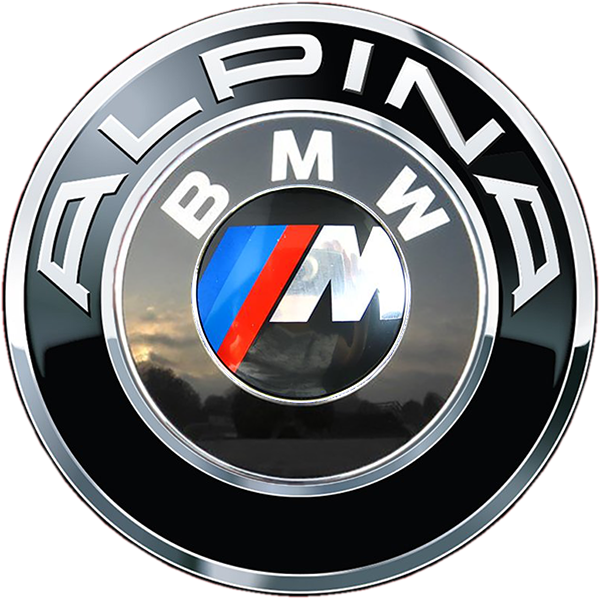 Custom BMW Alpina and M Keys