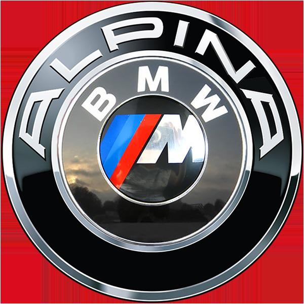 Custom BMW Alpina and M Keys