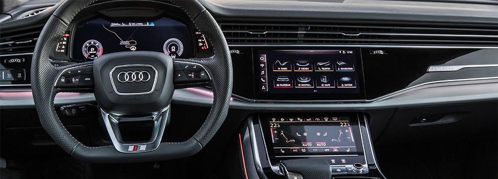 Audi Key Repair & Customisation
