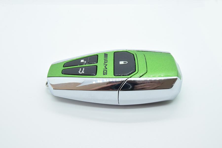 Hell Green Mango MB to Aston Upgrade