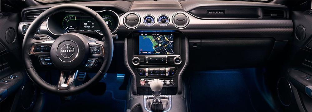 Ford Mustang Key Repair & Personalisation
