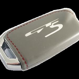 Custom KIA Stinger GTS Key Ceramic Silver