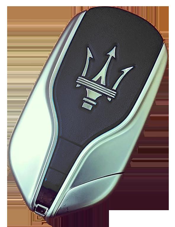 Maserati Key repair