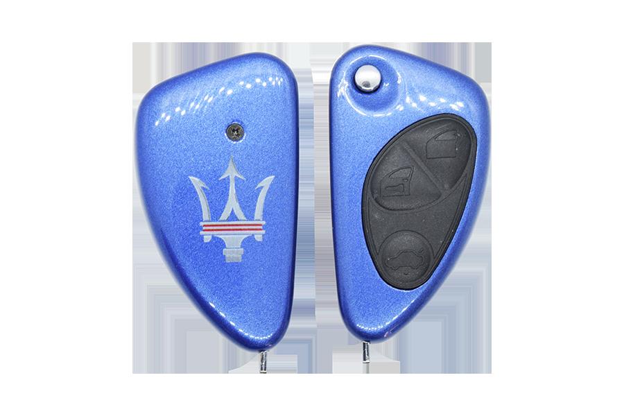 Blue Sophisticato Maserati Keys